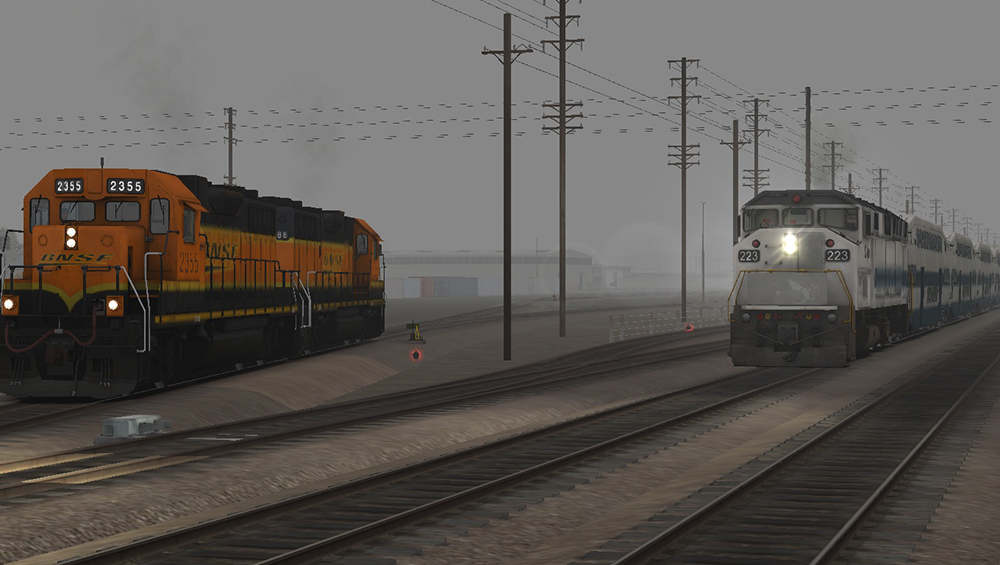 Pacific Surfliner - Scenario Pack