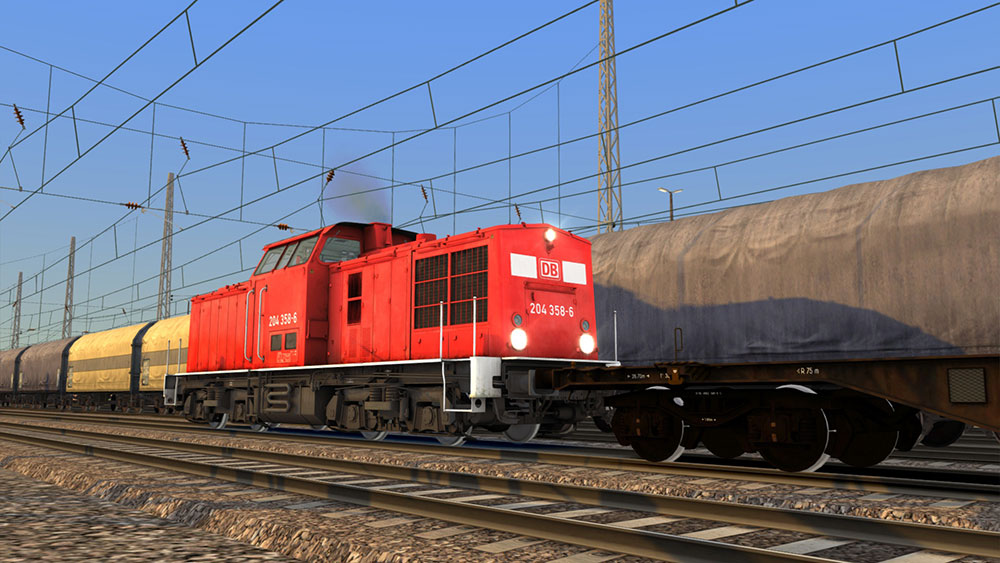 Train Simulator: DB BR 204 Loco Add-On