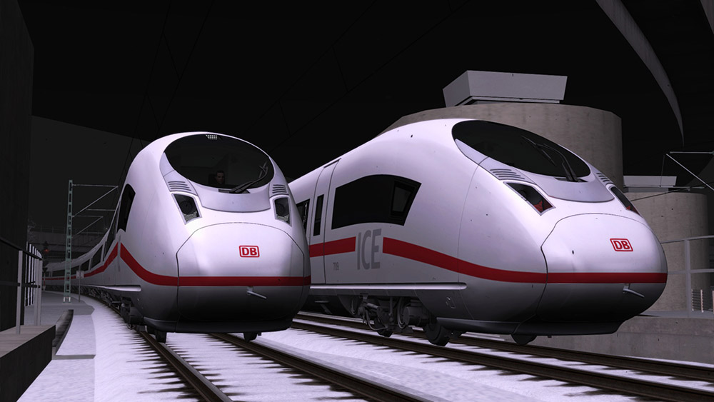 DB BR 407 'New ICE 3' EMU Add-On