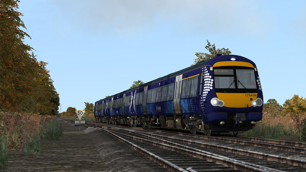 Train Simulator: Fife Circle Line: Edinburgh - Dunfermline Route Add-On