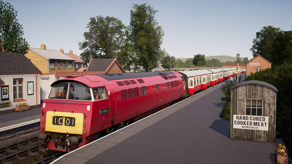 Train Sim World®: BR Class 52 'Western' Loco Add-On