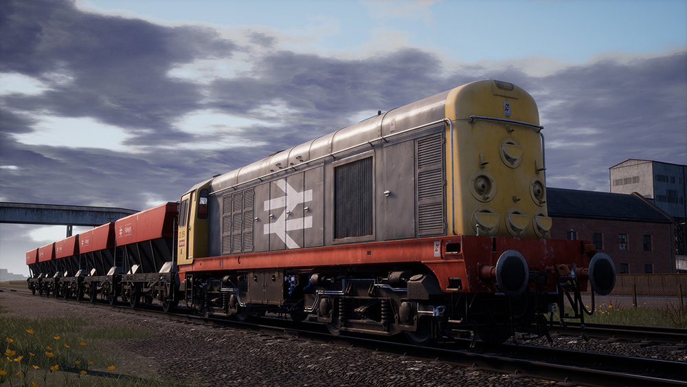 Train Sim World®: BR Class 20 'Chopper' Loco Add-On