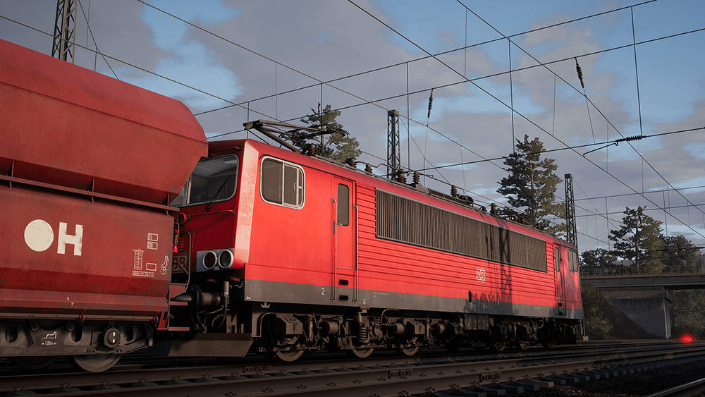 Train Sim World®: DB BR 155 Loco Add-On