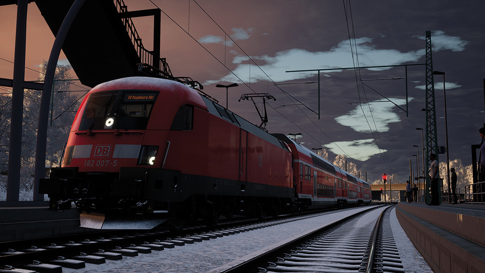 Train Sim World®: DB BR 182 Loco Add-On