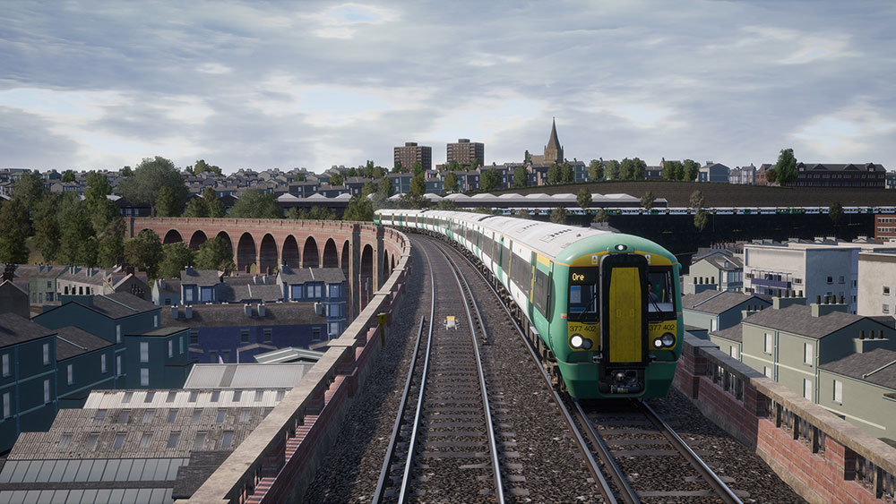 Train Sim World®: East Coastway: Brighton - Eastbourne & Seaford Route Add-On