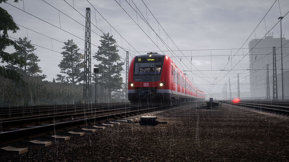 Train Sim World®: Hauptstrecke Rhein-Ruhr: Duisburg - Bochum Route Add-On