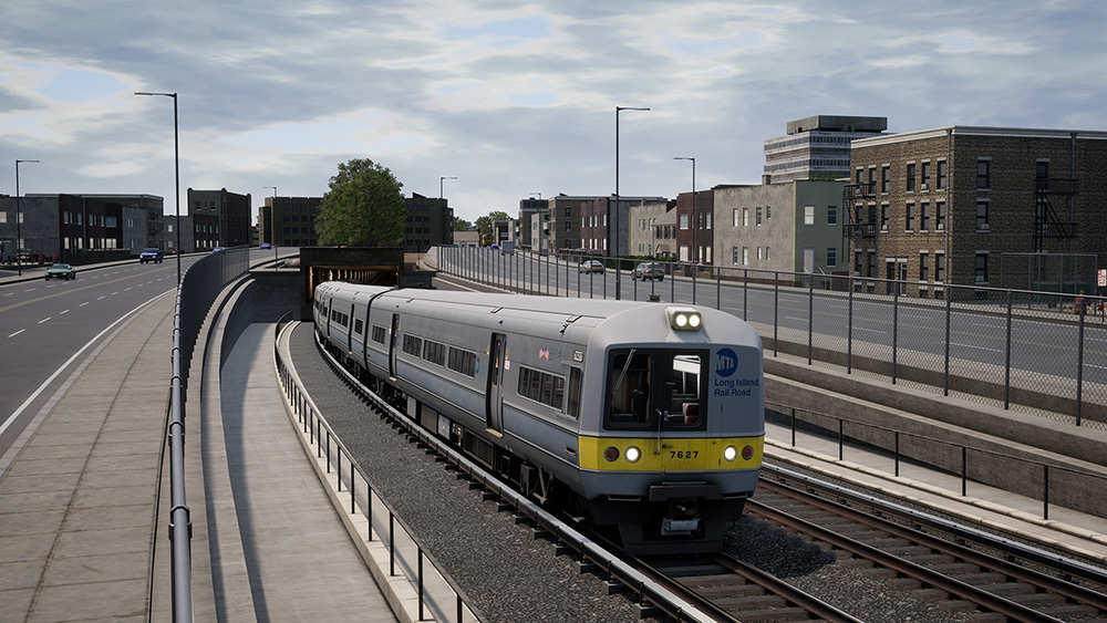 Train Sim World®: LIRR M3 EMU Add-On