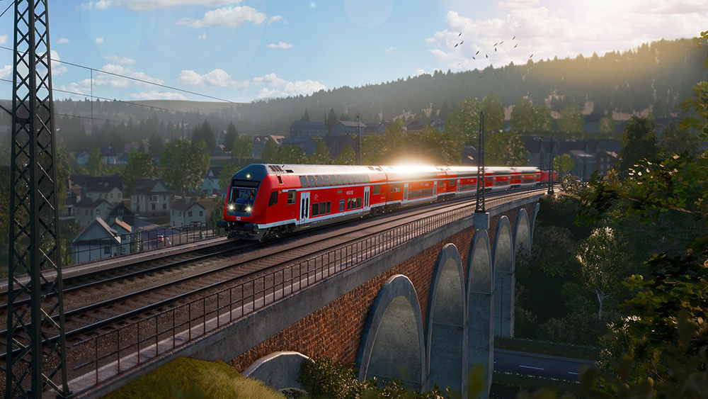 Train Sim World®: Main-Spessart Bahn: Aschaffenburg - Gemünden Route Add-On