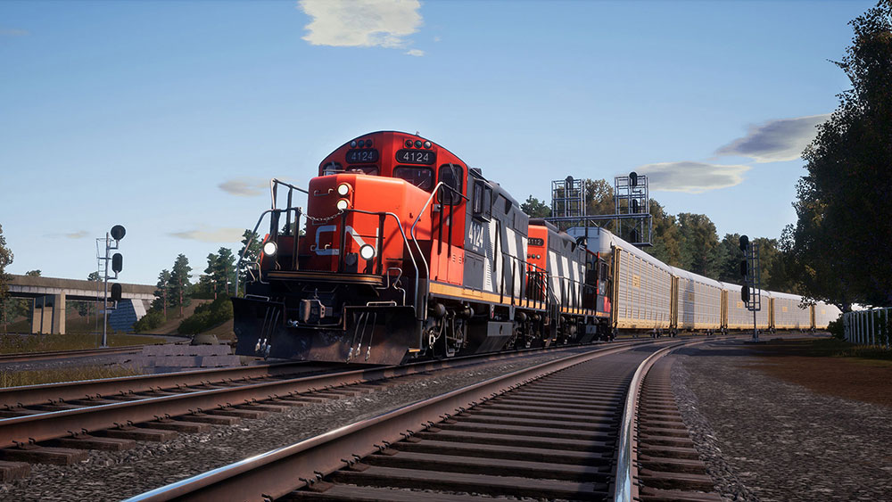 Train Sim World®: Canadian National Oakville Subdivision: Hamilton - Oakville Route Add-On