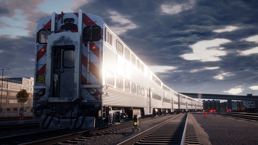 Train Sim World®: Peninsula Corridor: San Francisco - San Jose Route Add-On