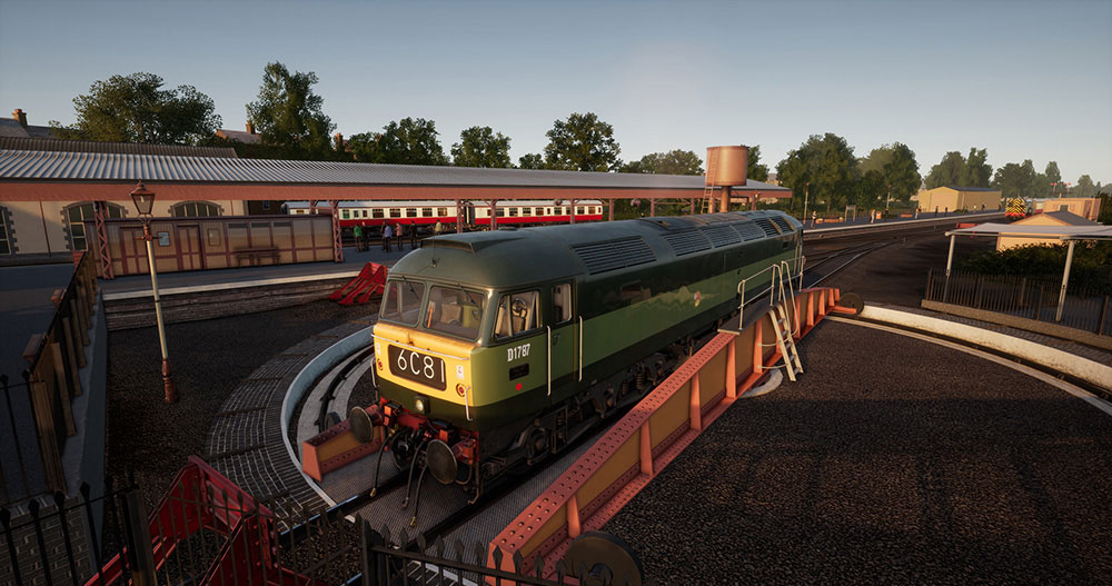 Train Sim World®: West Somerset Railway Route Add-on