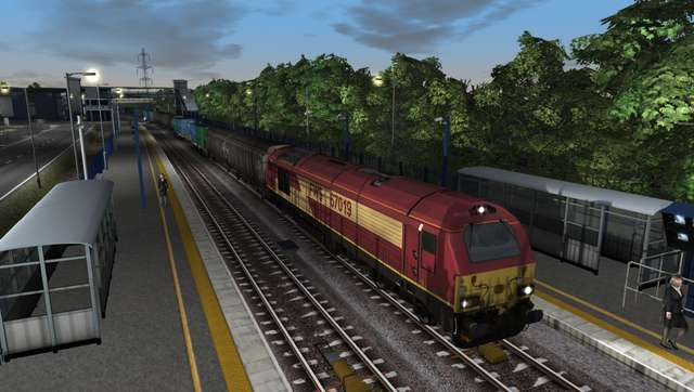 Western Mainlines Oxford-Bicester Extension