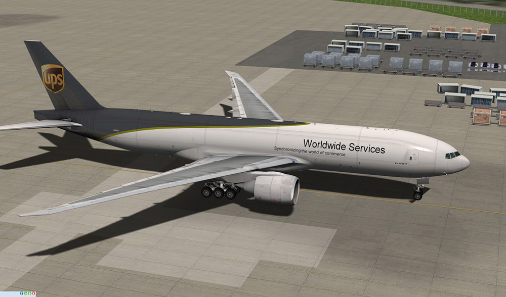 Aircraft update: boeing 777 worldliner pro 1. 9. 5 by flightfactor.