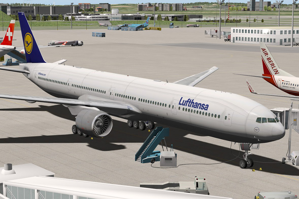 777 liveries, an incomplete guide to many freeware boeing 777.