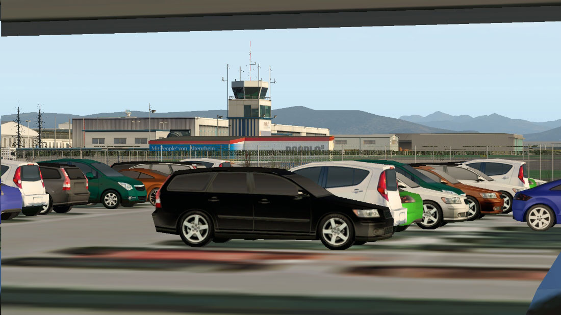 Airport Altenrhein XP11