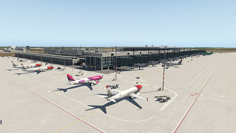 Airport Berlin Brandenburg XP