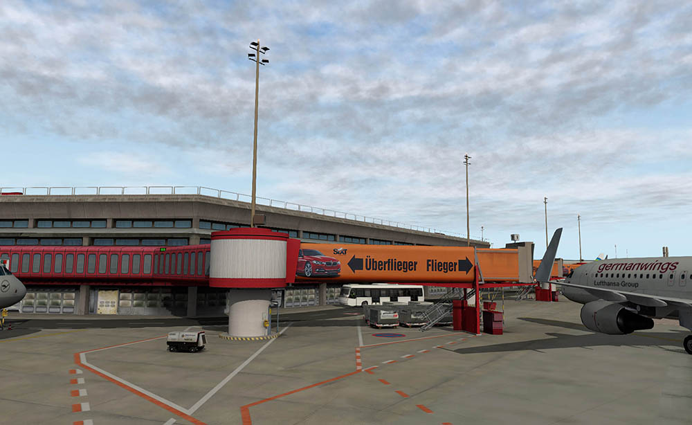 airport berlin tegel xp aerosoft shop. Black Bedroom Furniture Sets. Home Design Ideas