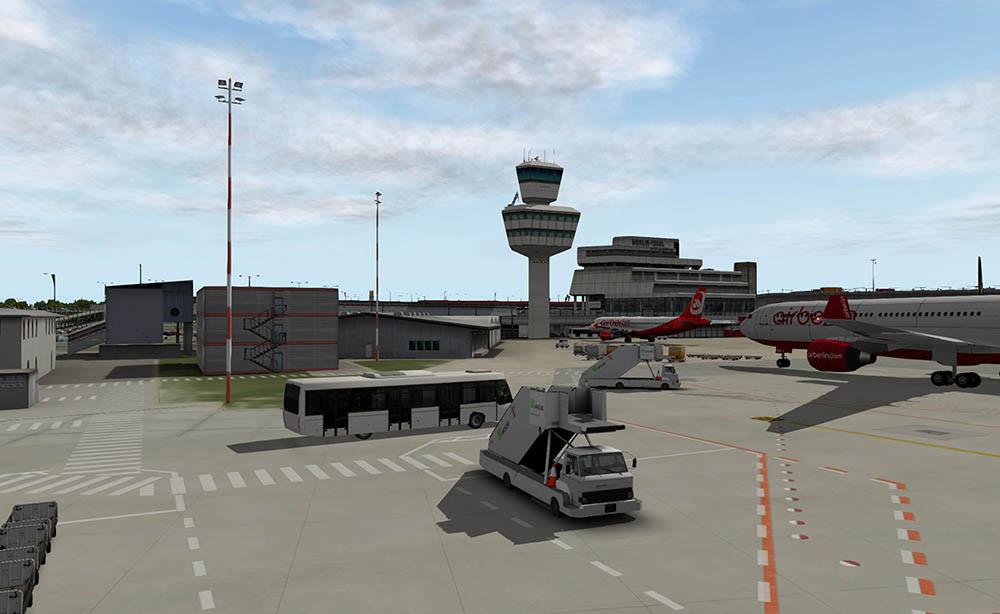 Airport Berlin-Tegel XP | Aerosoft Shop
