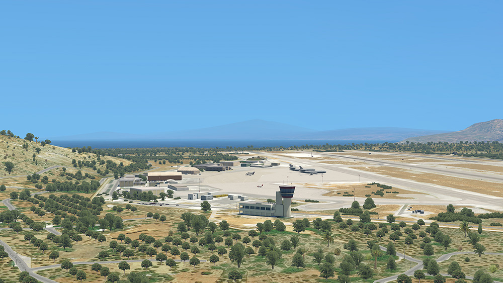 Airport Chania - Ioannis Daskalogiannis XP
