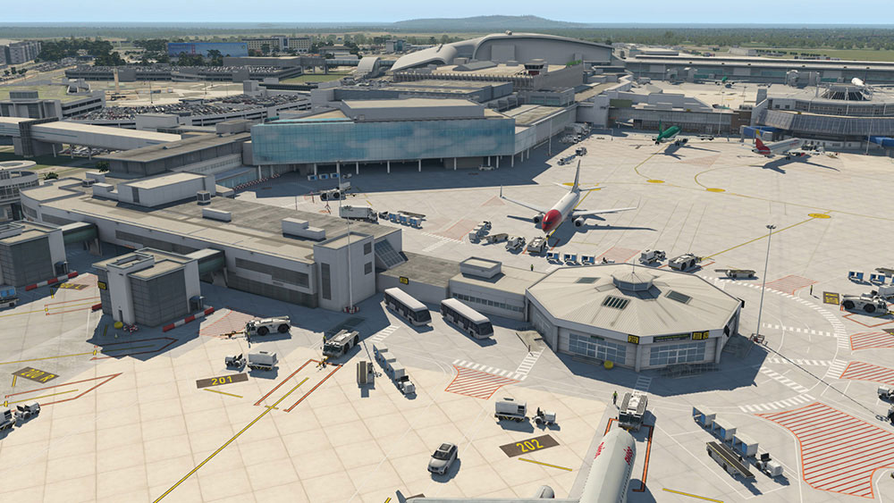 Airport Dublin V2 0 XP | Aerosoft Shop
