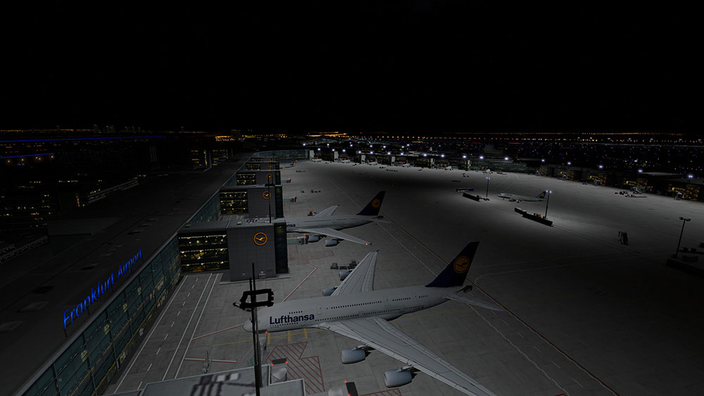 Airport Frankfurt V2 XP