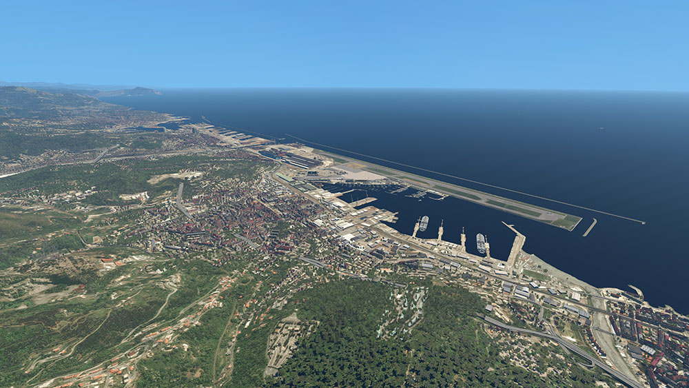 XP 11 Add-on Airport Genoa | Aerosoft Shop