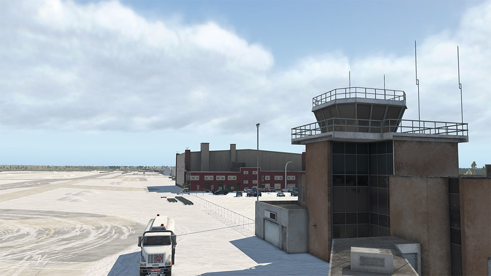 Airport Greater Moncton International XP