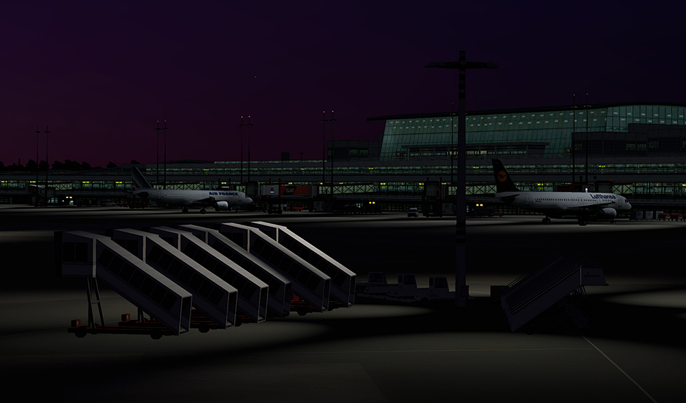 Airport Hamburg