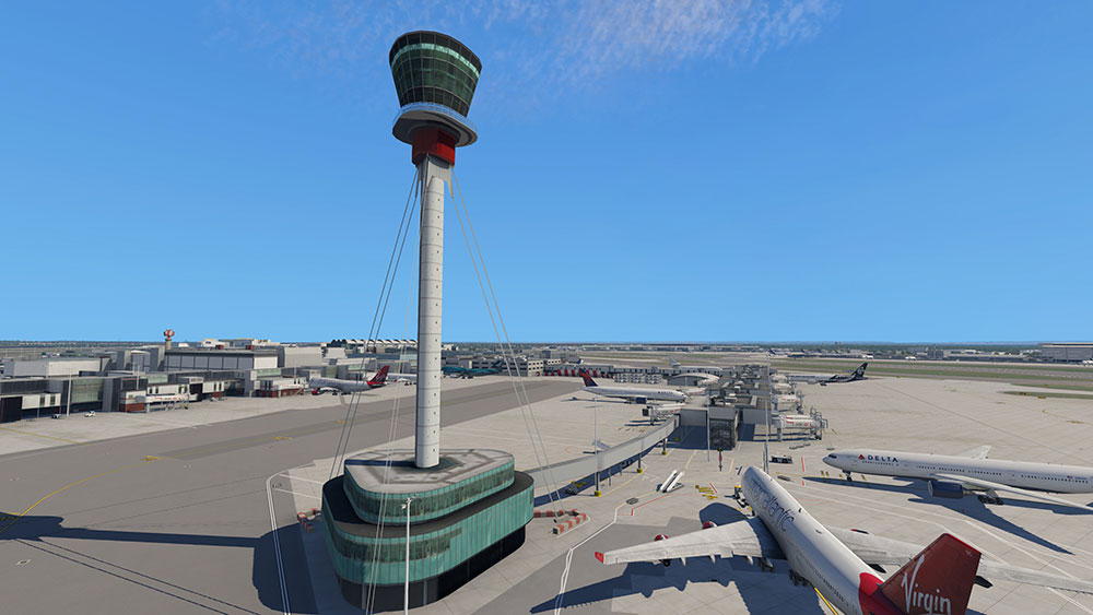 Airport London-Heathrow XP11