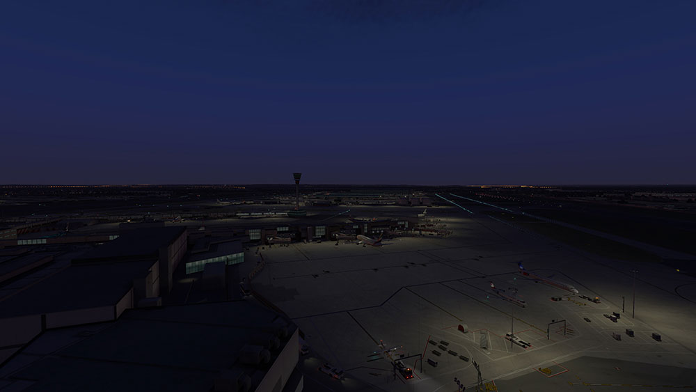 Airport London Heathrow XP11
