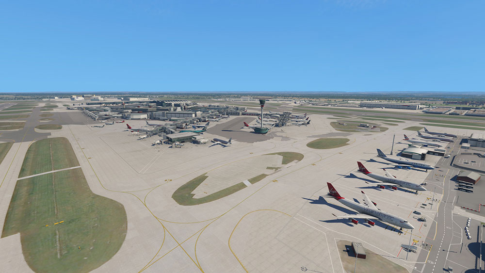 Airport London Heathrow | Aerosoft Shop