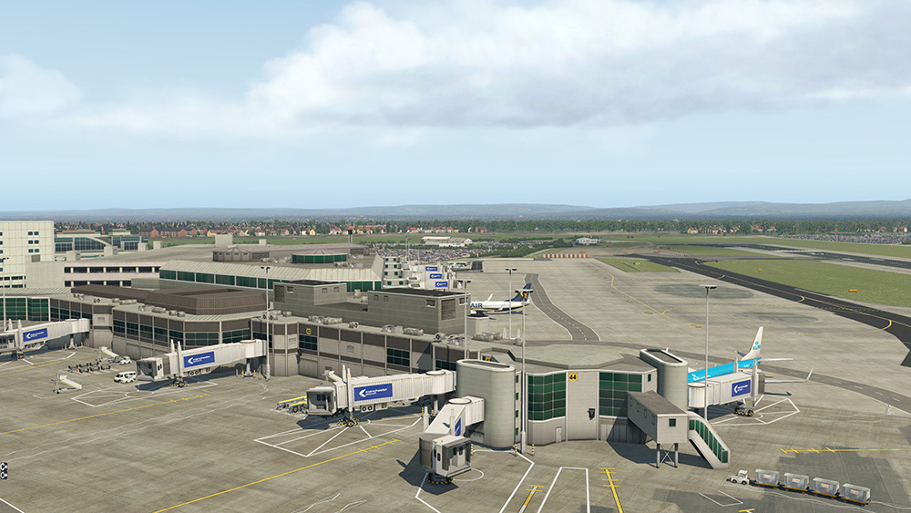 Airport Manchester XP11 | Aerosoft Shop