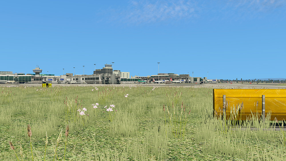 Airport Manchester XP11