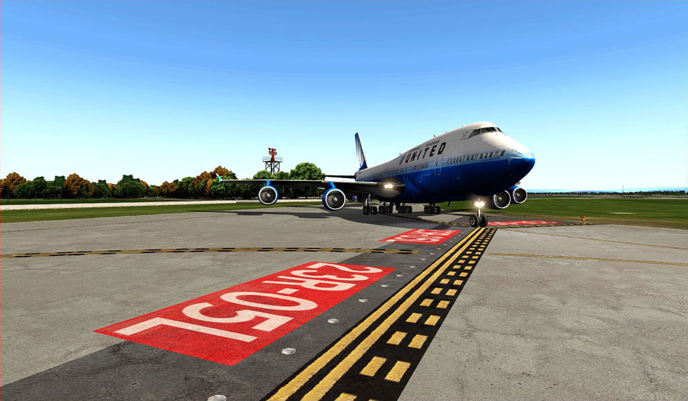 Airport Manchester XP10