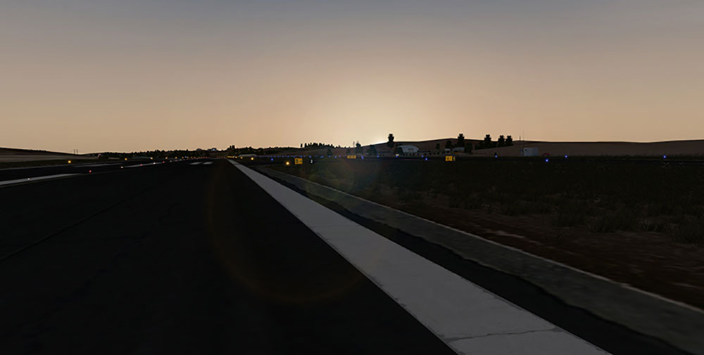 Airport Pullman-Moscow XP