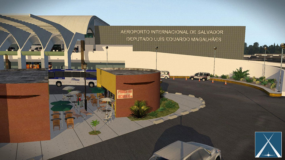 Airport Salvador International XP