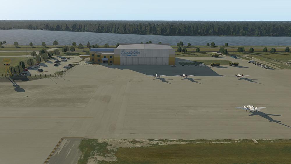 Airport Southwest Florida International XP | SimWare Shop