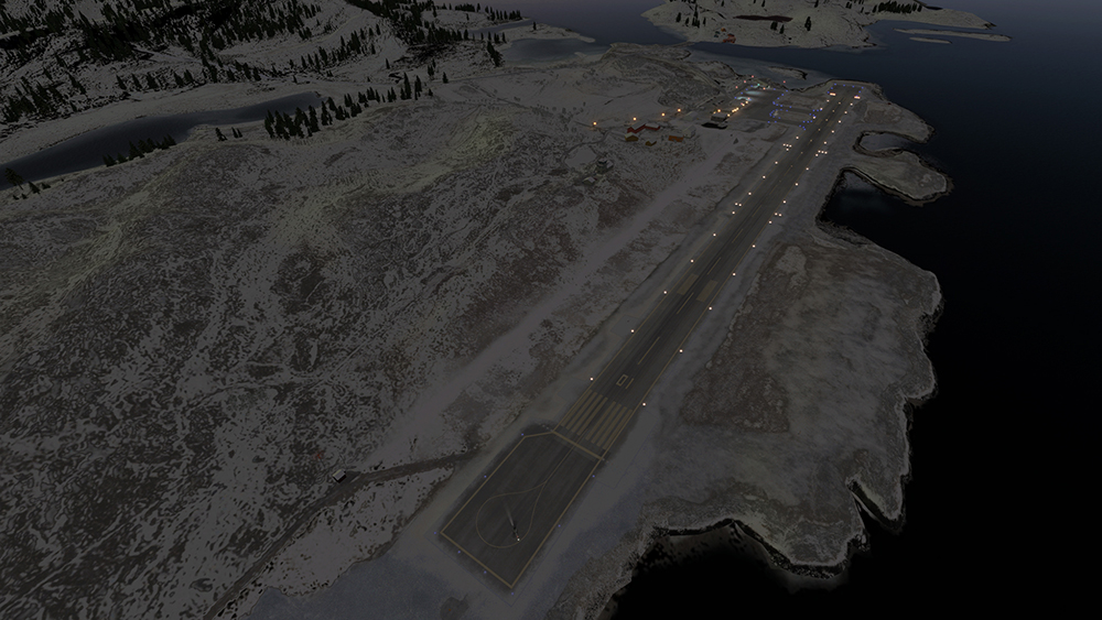 Airport Svolvaer XP