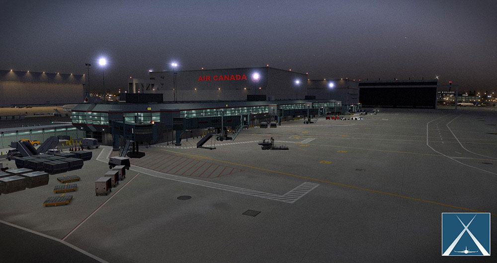 CYYZ - Toronto Pearson International XP