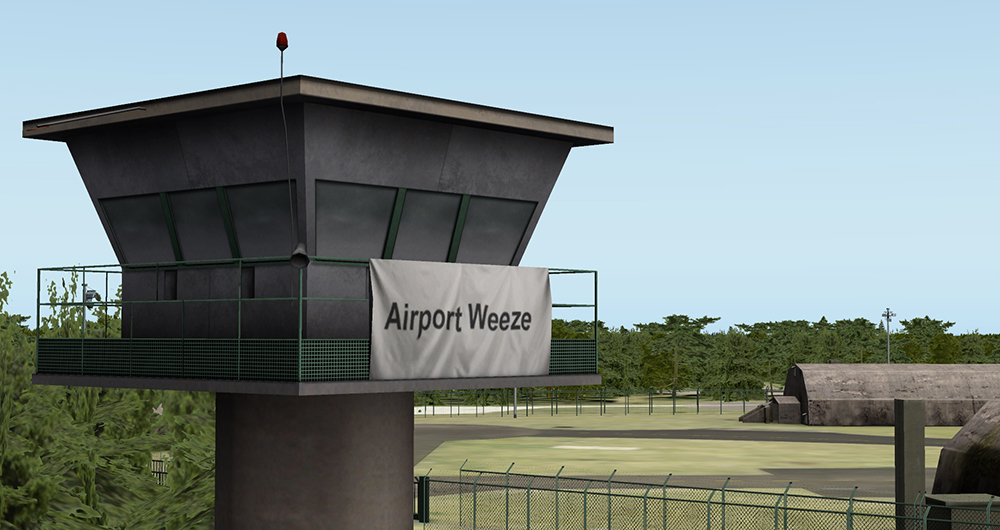 Airport Weeze XP