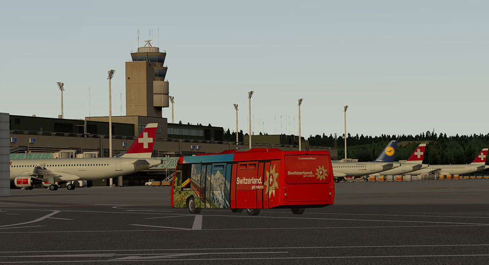 Airport Zürich V2.0 XP