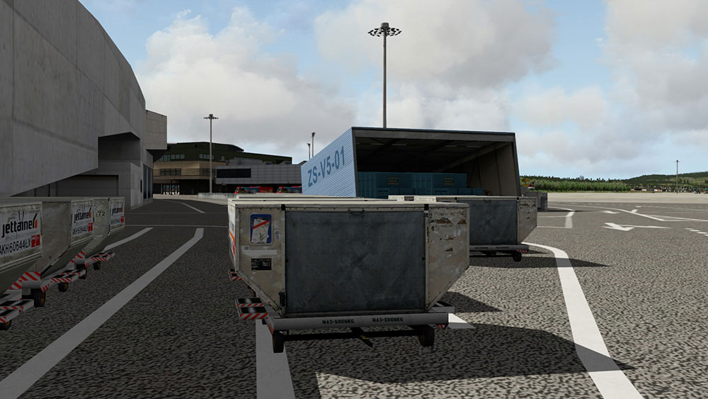 Airport Zurich V2.0 XP