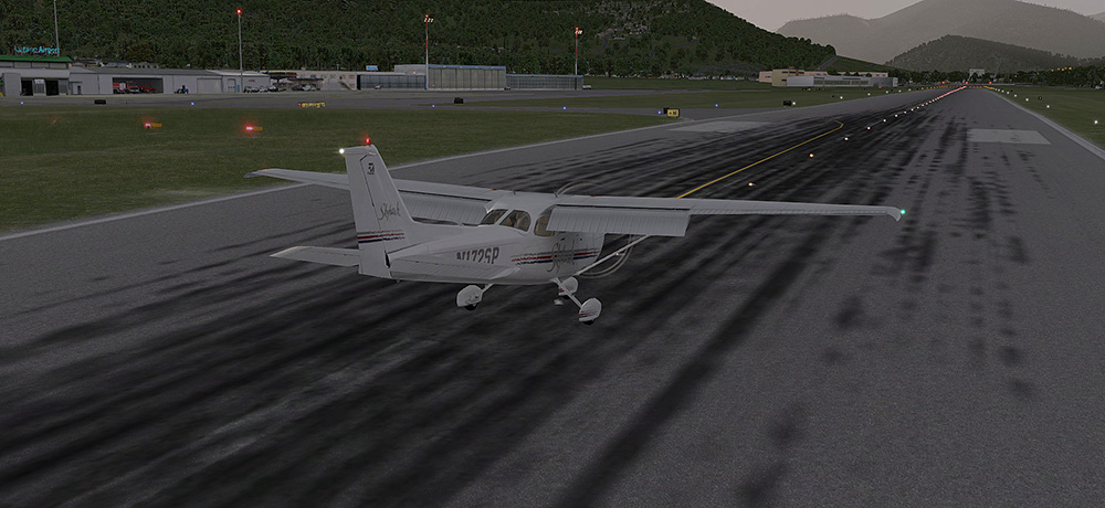 Airport Lugano XP10