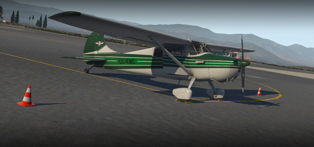 Alabeo - C170B (XP11)
