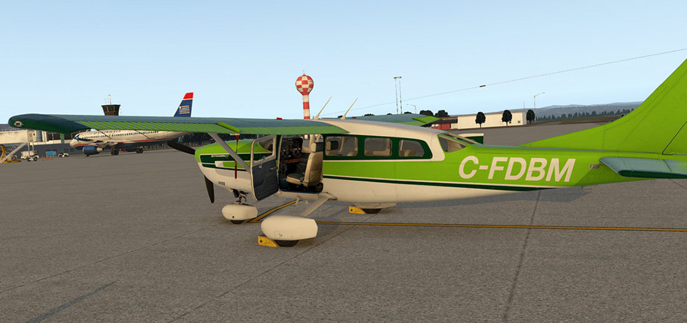 Alabeo - C207 Skywagon (XP11)