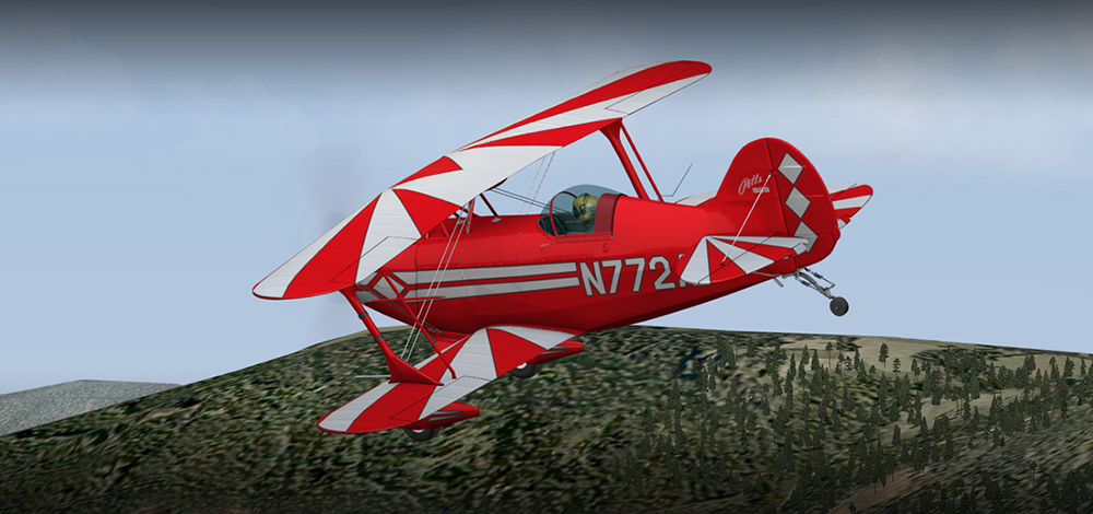 Alabeo - Pitts S-2S XP