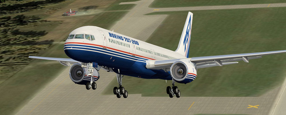 Boeing 757 V2 Professional Global Package