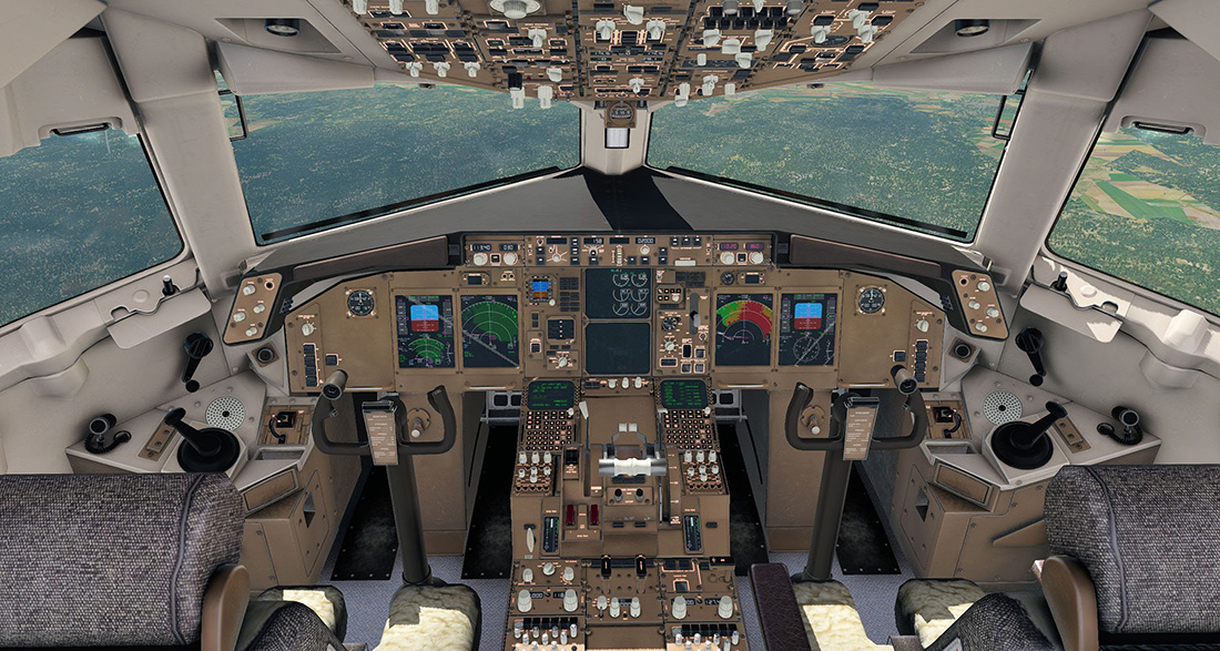 Boeing 767 Professional Global Package