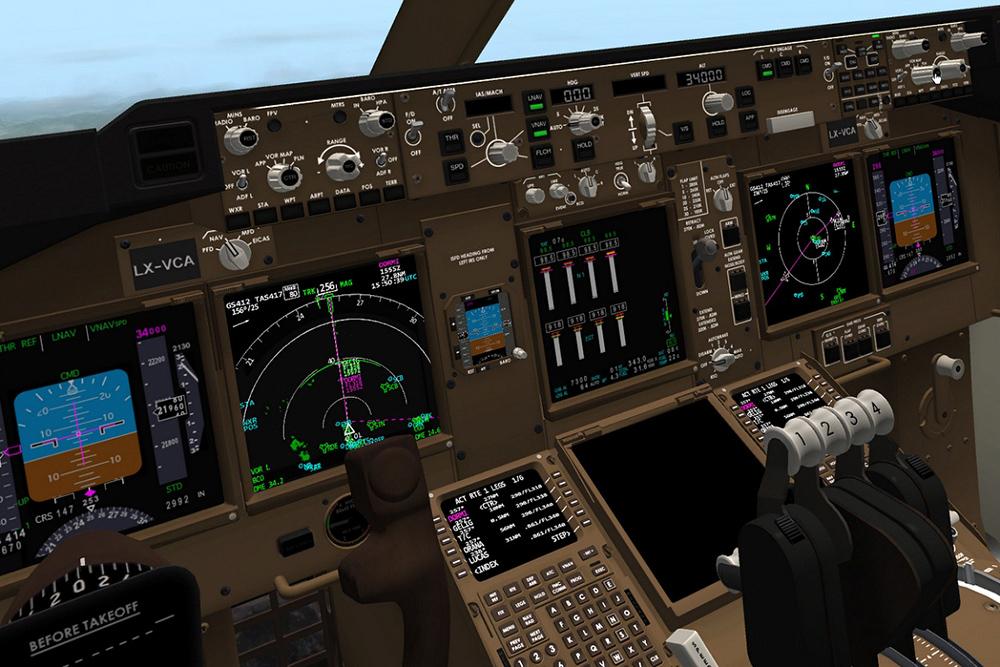 Boeing 747-8 Freighter | Aerosoft US Shop