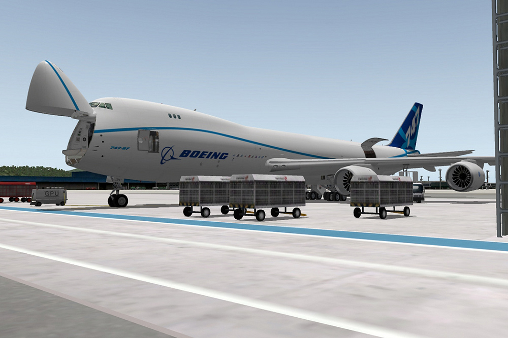 Boeing 747-8 Series | Aerosoft US Shop